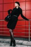 Mode blond Lizenzfreies Stockfoto