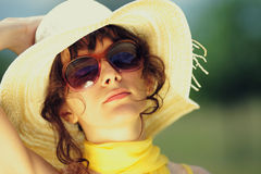 Mode d'été Photographie stock libre de droits