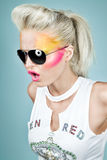 Mode d'Eyewear Image stock