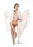 Mode de beauté de femme Images stock