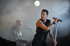 mode de depeche Image stock