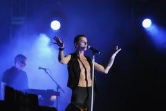 mode de depeche Images stock