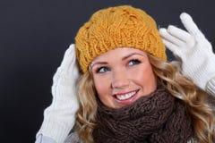 Mode de l'hiver Images stock