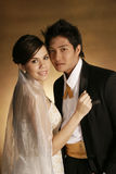 Mode de mariage Images libres de droits
