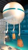 Mode 2015 de Paris d'achats Photographie stock libre de droits