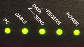 Mode de réseau Image libre de droits