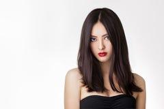 Mode de studio tirée de la femme asiatique Images stock