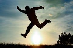 Mode de vie d'une personne énergique et en bonne santé photographie stock