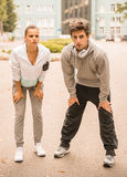 Mode de vie de sport Image stock