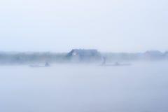 Mode de vie de vue de lac Photos stock