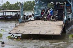 Mode de vie des enfants vietnamiens de pays Images stock