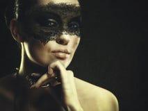 Mode-Frau Stockbilder