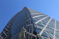 Mode Gakuen Cocoon Tower. Is a 204-metre (669 ft), 50-story educational facility located in the Nishi-Shinjuku district in Shinjuku, Tokyo, Japan. The building Stock Image