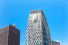 Mode Gakuen Cocoon Tower in Tokyo, Japan Royalty Free Stock Images