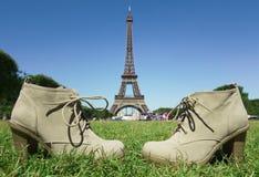 Mode i Paris Royaltyfri Foto