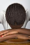 młode kobiety afryki Obraz Stock