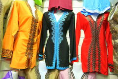 Mode marocchine Fotografie Stock
