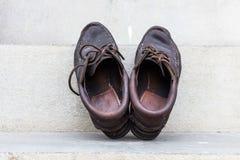 Mode masculine avec des chaussures photo libre de droits