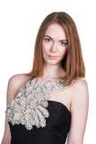Mode portrat Lizenzfreies Stockbild