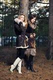 Mode saisonnière Images stock