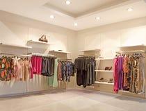 Mode shoppar arkivbilder