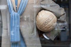Mode und Fußball Lizenzfreies Stockbild