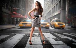Mode urbaine photo stock