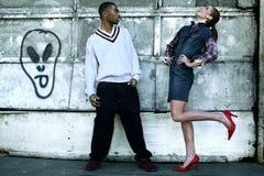 Mode urbaine Image stock