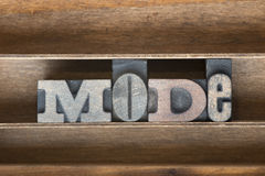 Mode wooden tray Royalty Free Stock Photo