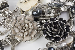 Modeaccessoires macro Royalty Free Stock Photo