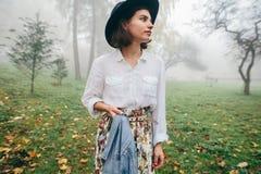 Modeartfrauen stockfotografie
