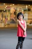 Modebarn Arkivbild