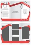 Modebroschüre 2 Stockfotos