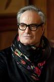 Modedesigner Rocco Barocco am Eröffnungstag des ersten Mono-markenspeichers in Russland Stockfotos