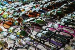 Modeexponeringsglas Arkivbild