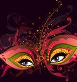 modeflicka Royaltyfri Fotografi