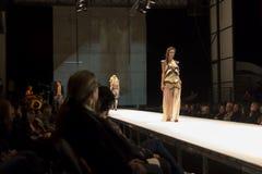 Modehändelse i Graz Arkivbilder