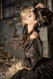 Modehistoria Royaltyfria Bilder