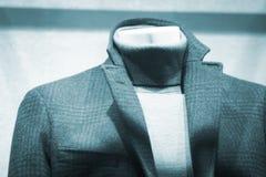 Modekleidungs-Speichermannequin des Shops blindes Lizenzfreies Stockfoto