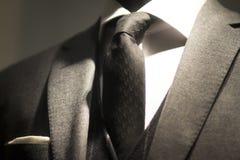 Modekleidungs-Speichermannequin des Shops blindes Lizenzfreie Stockbilder