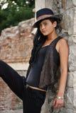 Modekvinna Royaltyfria Foton