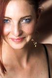 modekvinnligmodell royaltyfria foton