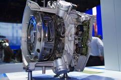 model överföring för ford 2010 Arkivbild