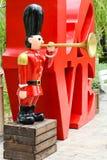 Model żołnierz zabawka Fotografia Stock