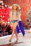 Model at the 12th Annual Victorias Secret Fashion Show. Kodak Theatre, Hollywood, CA. 11-15-07 Stock Photo