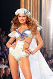 Model at the 12th Annual Victorias Secret Fashion Show. Kodak Theatre, Hollywood, CA. 11-15-07 Royalty Free Stock Photography