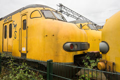 Model 1964 Dutch trains Royalty Free Stock Image