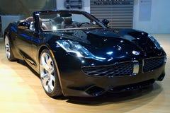 Model 2010 van Karma van Fisker het insteek hybride Stock Afbeeldingen