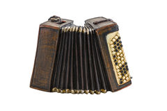Model of accordion Stock Photography