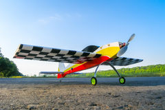 Model aircraft Royalty Free Stock Images
